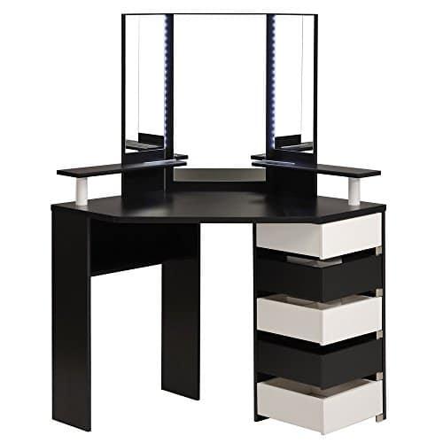 schminktisch adam mit spiegel so muss er sein. Black Bedroom Furniture Sets. Home Design Ideas